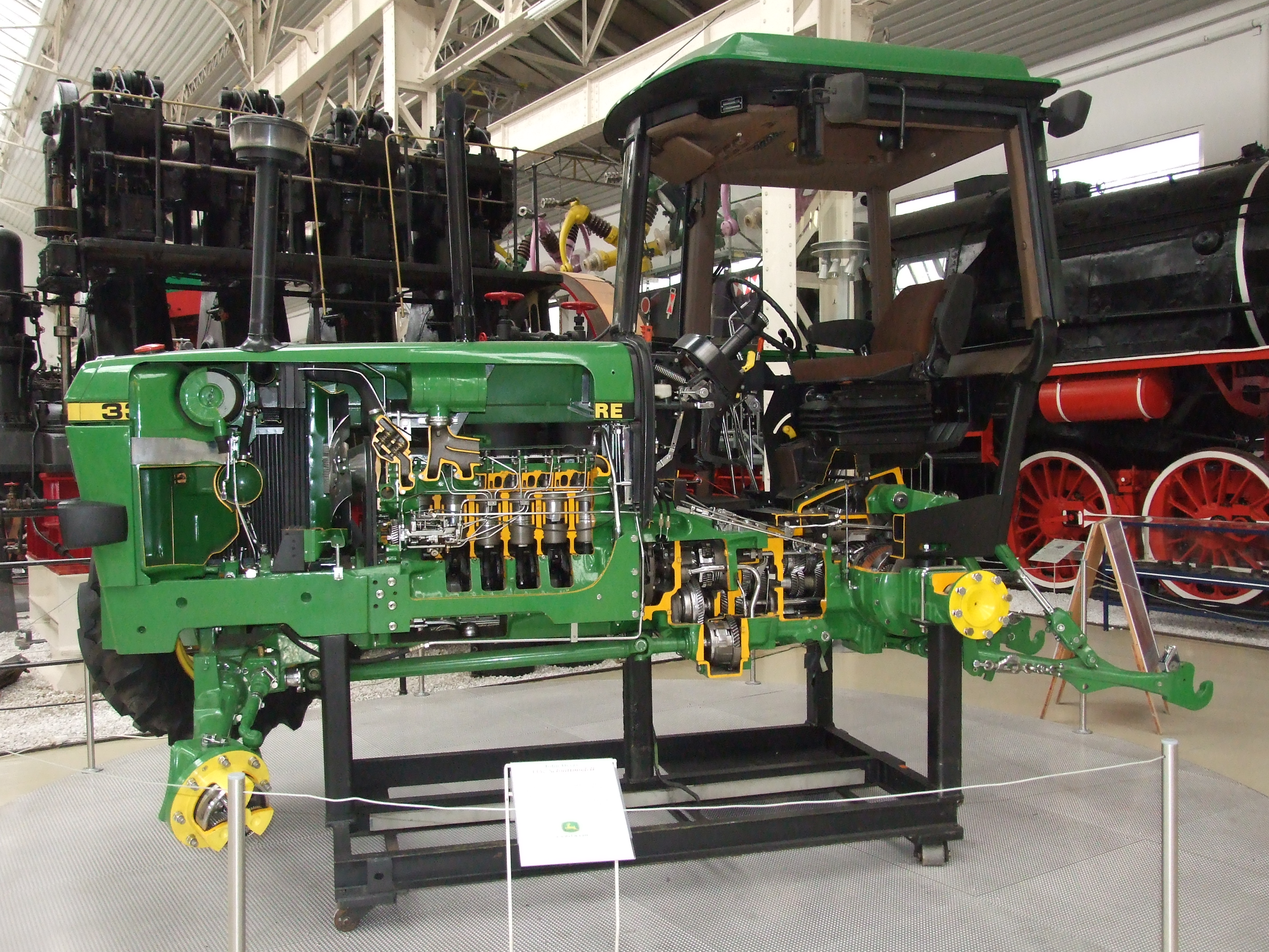 John deere waterloo photo - 2