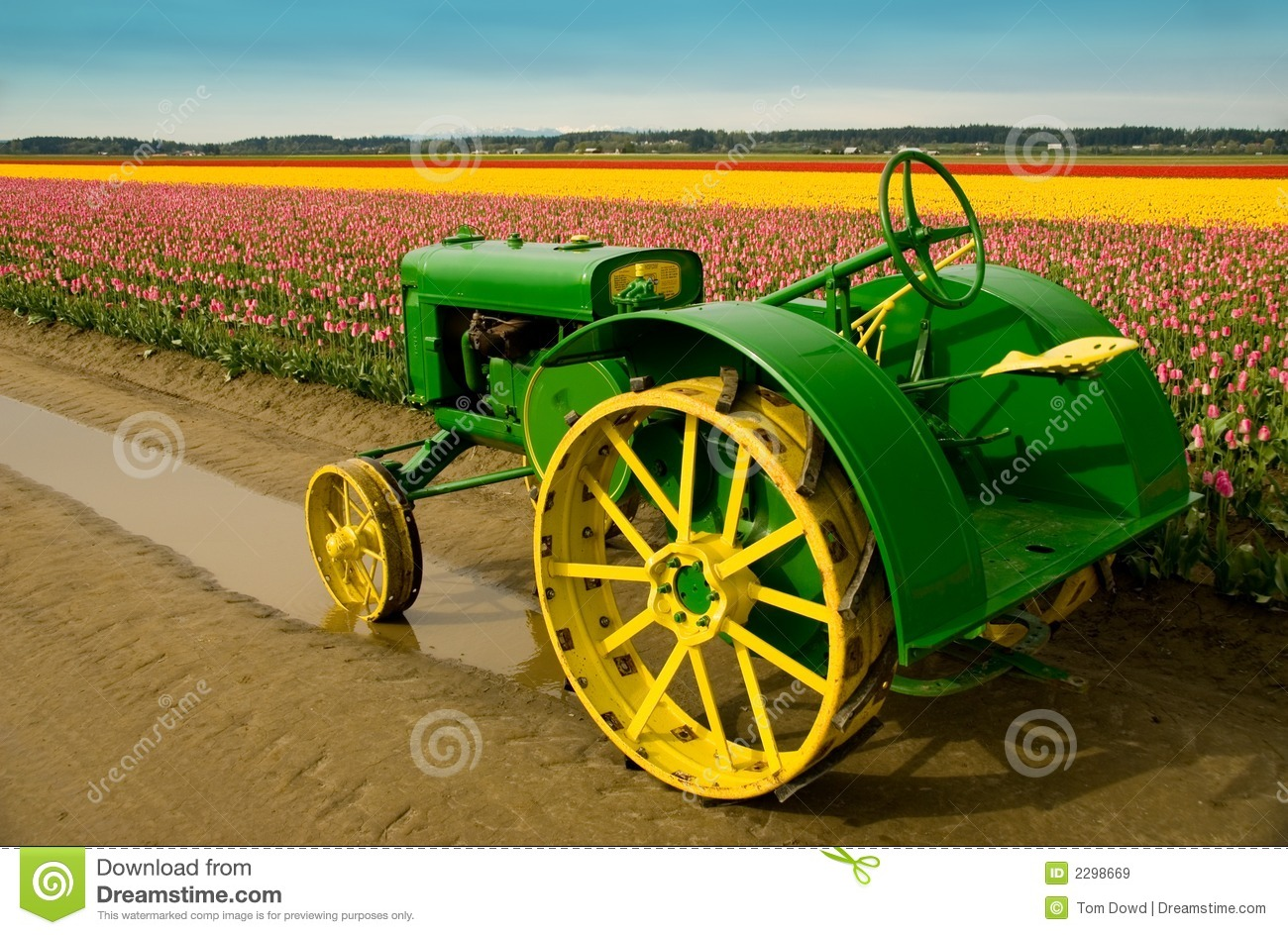 John deere waterloo photo - 3