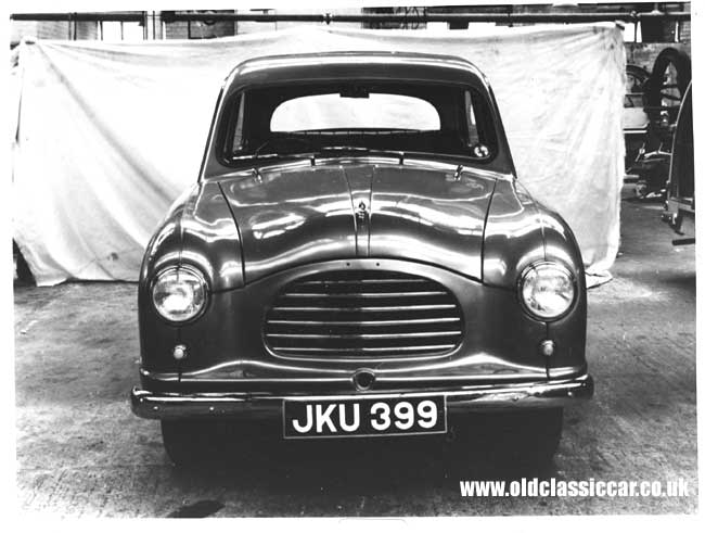 Jowett bradford photo - 2
