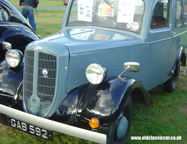 Jowett bradford photo - 3
