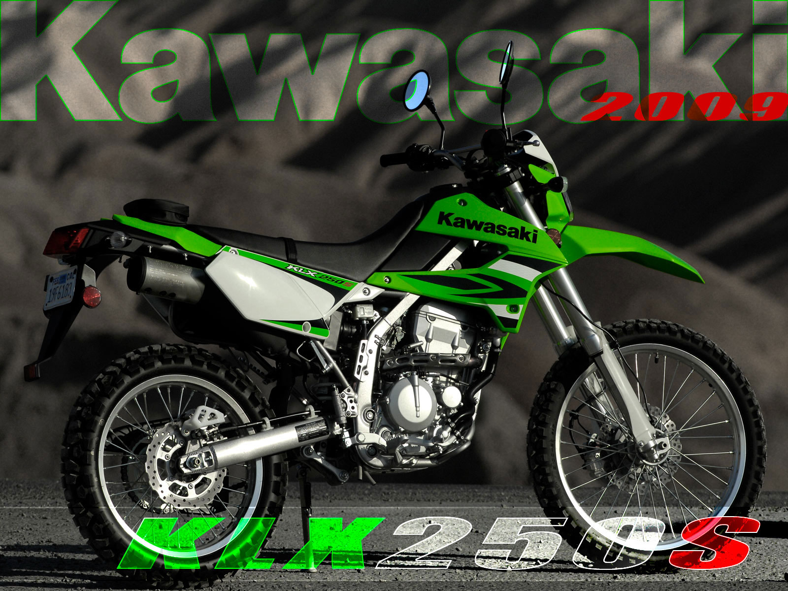Kawasaki coyote photo - 2