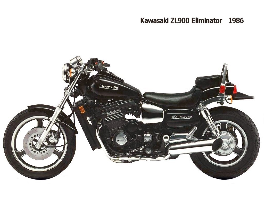 Kawasaki eliminator photo - 3