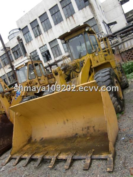 Kawasaki loader photo - 2