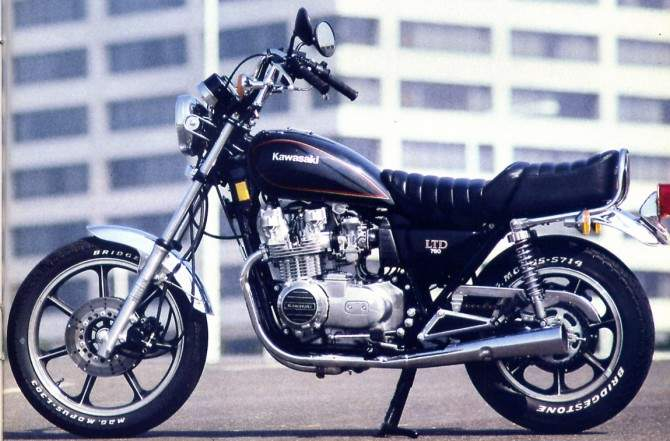 Kawasaki ltd photo - 1
