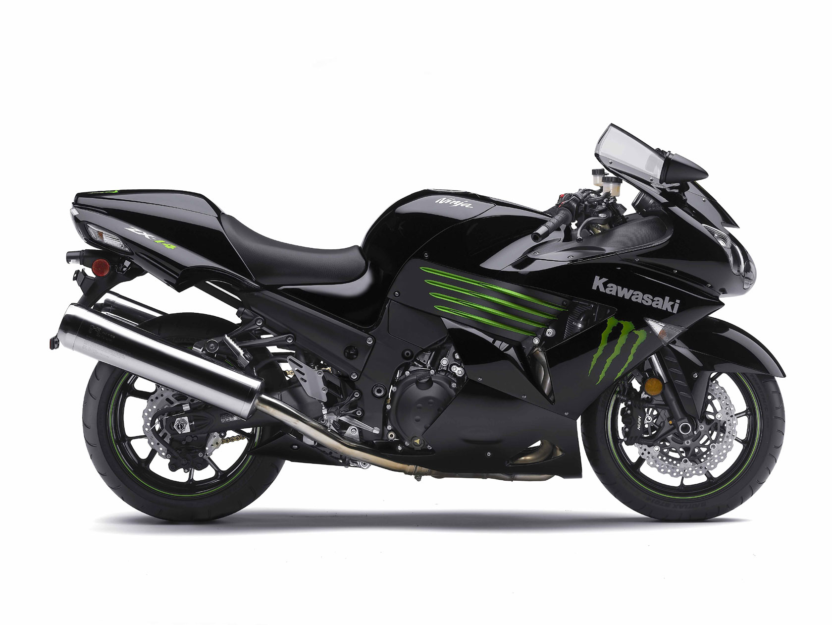 Kawasaki monster photo - 1