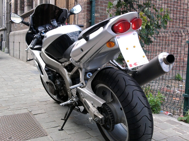 Kawasaki zr-6r photo - 2