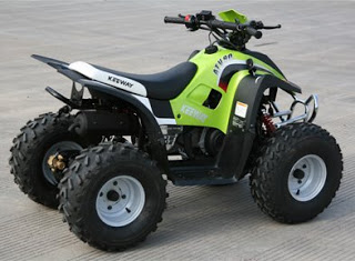 Keeway atv photo - 1