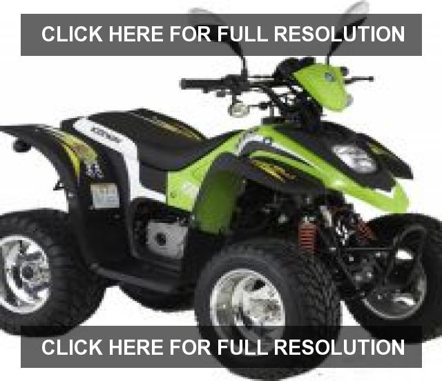 Keeway atv photo - 4