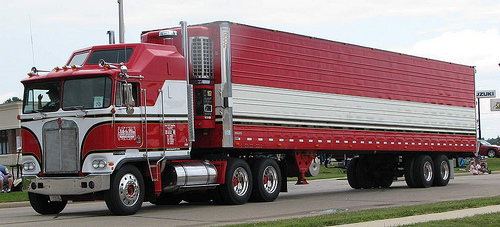 Kenworth aerodyne photo - 4