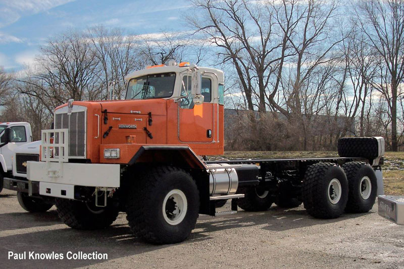 Kenworth c500 photo - 3