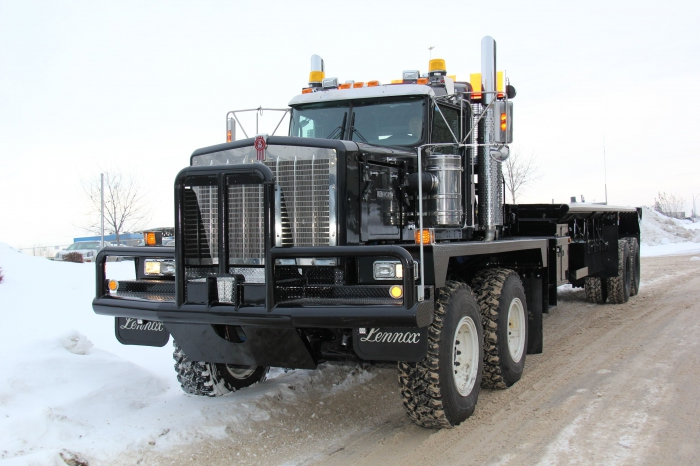 Kenworth c500 photo - 4