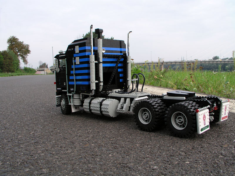 Kenworth k-100 photo - 3