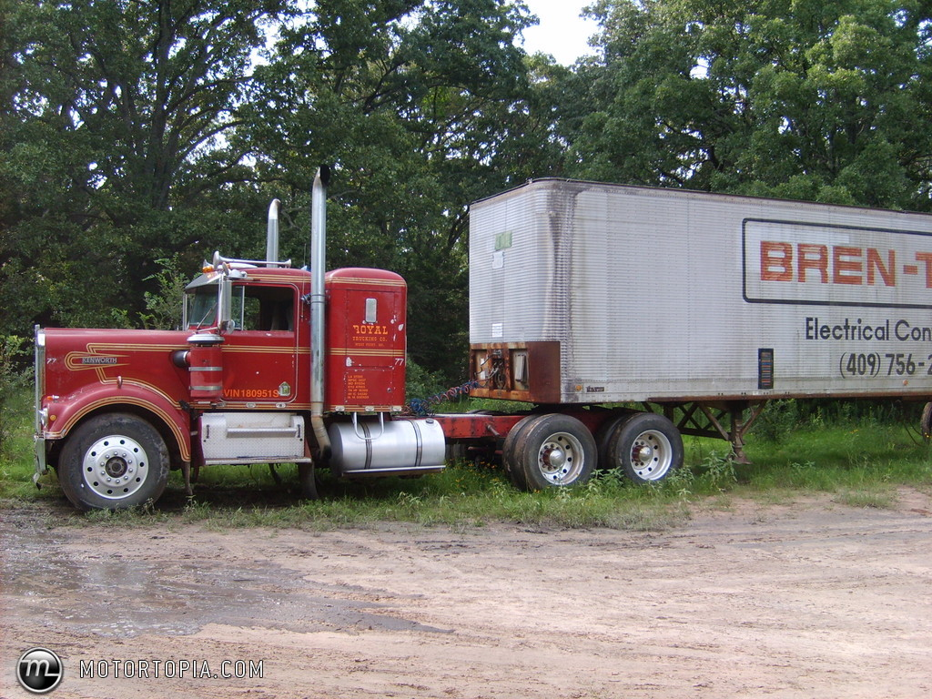 Kenworth k-100 photo - 4