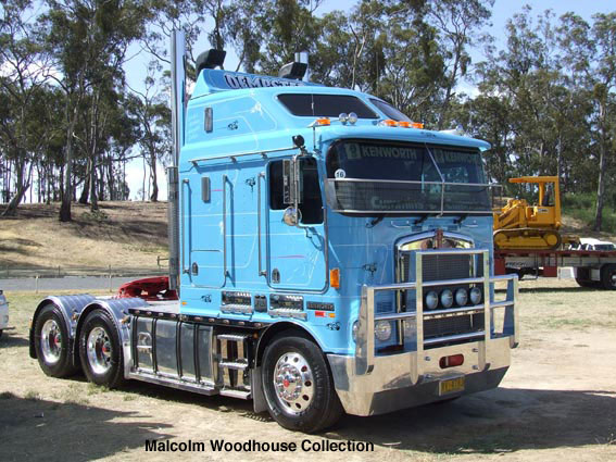 Kenworth k-108 photo - 1