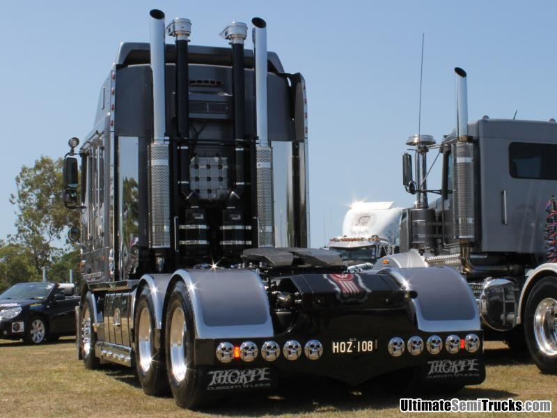 Kenworth k-108 photo - 4
