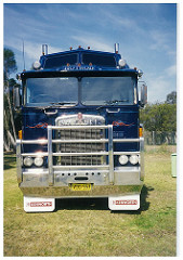 Kenworth k-124 photo - 3