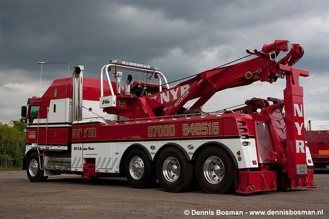 Kenworth k100 photo - 1
