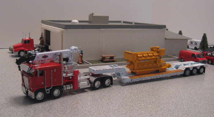 Kenworth k100 photo - 4