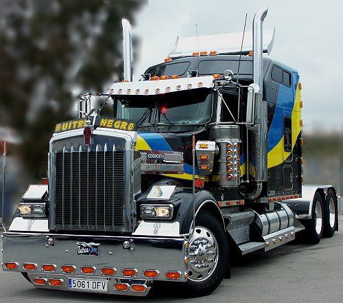 Kenworth model photo - 3