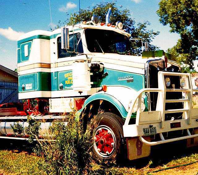 Kenworth sar photo - 1
