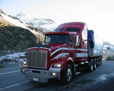Kenworth t-300 photo - 3