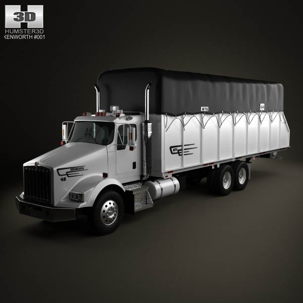 Kenworth t-800 photo - 4