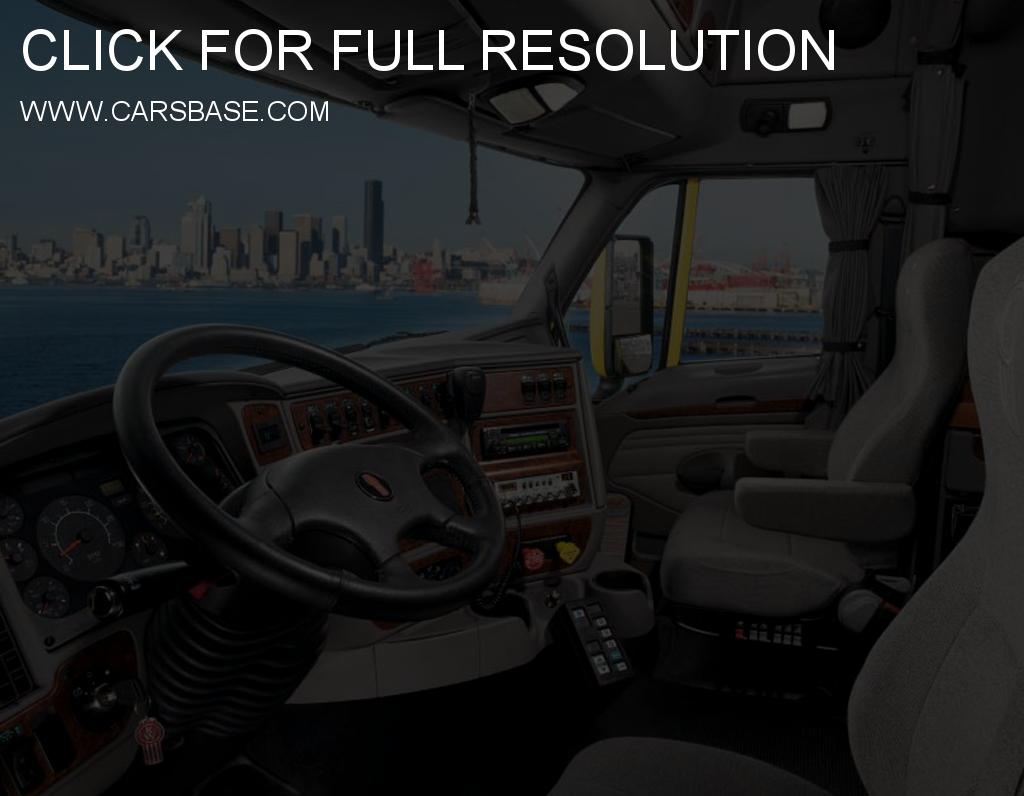 Kenworth t2000 photo - 1
