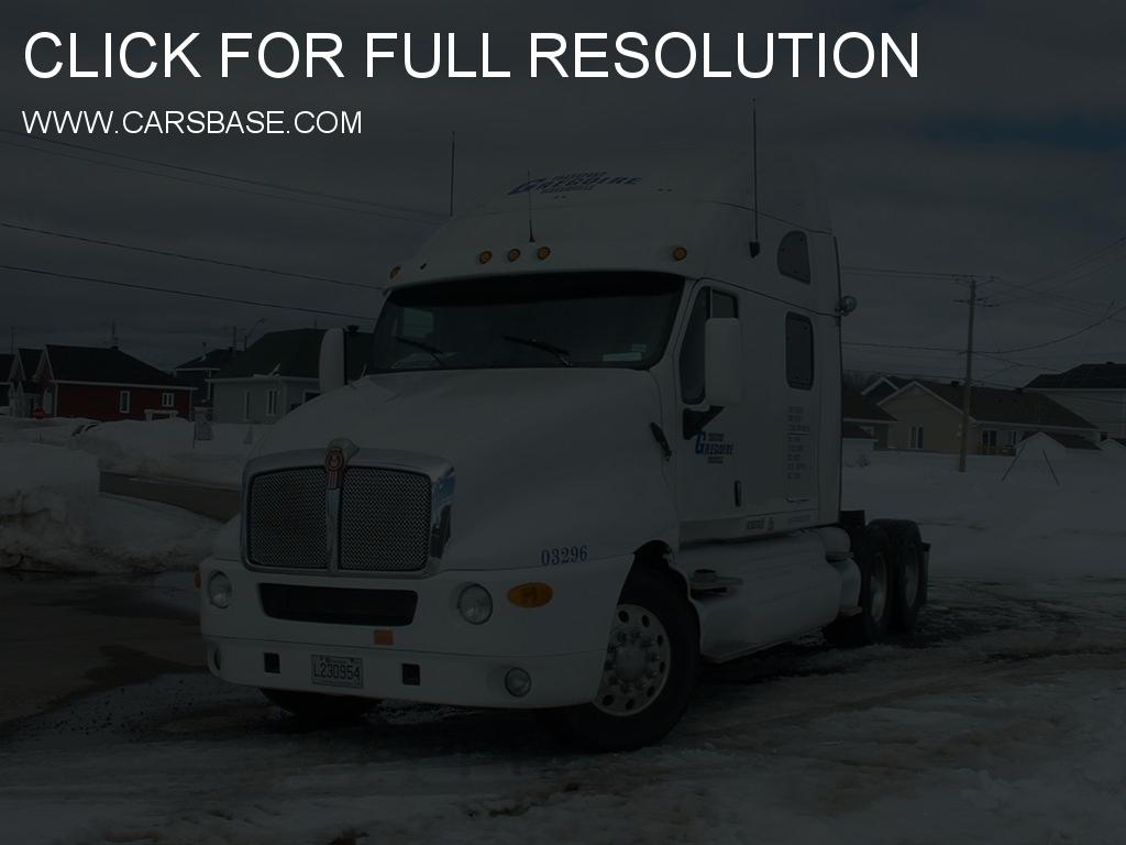 Kenworth t2000 photo - 3