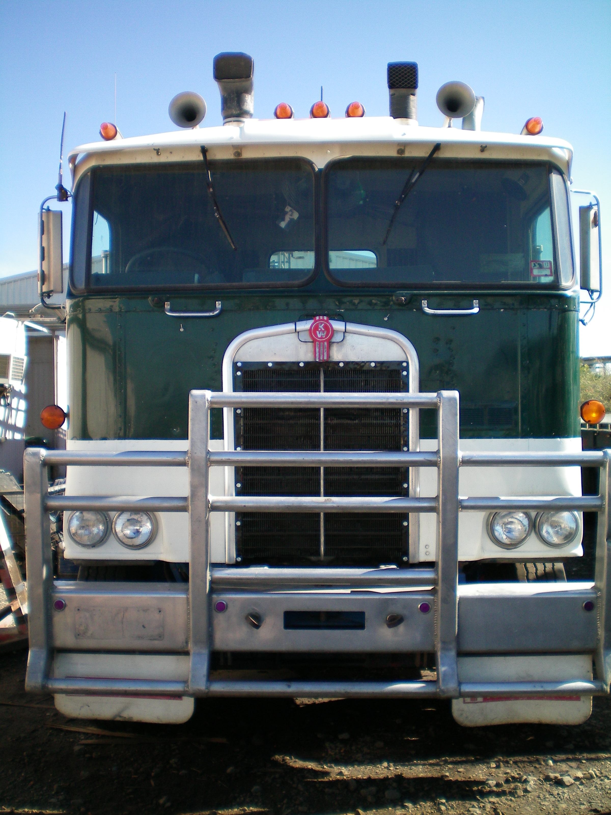 Kenworth t400 photo - 1