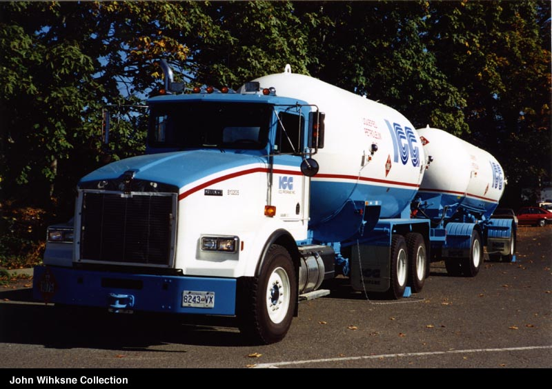 Kenworth t400 photo - 2