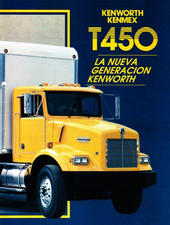 Kenworth t450 photo - 1
