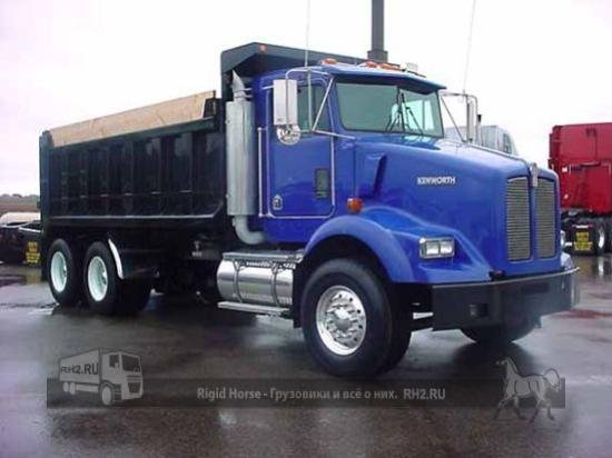 Kenworth t450 photo - 2