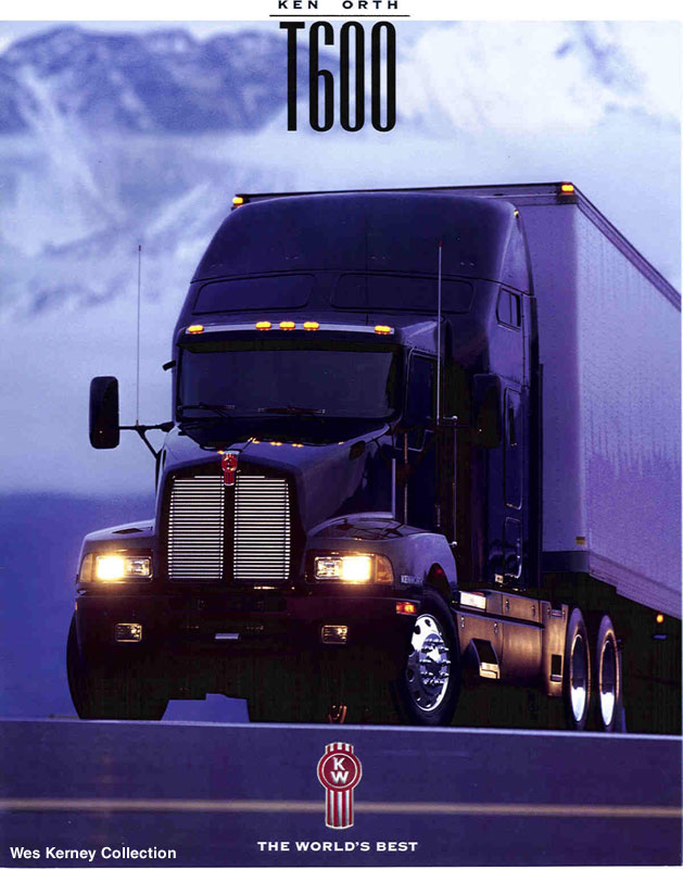 Kenworth t600 photo - 1