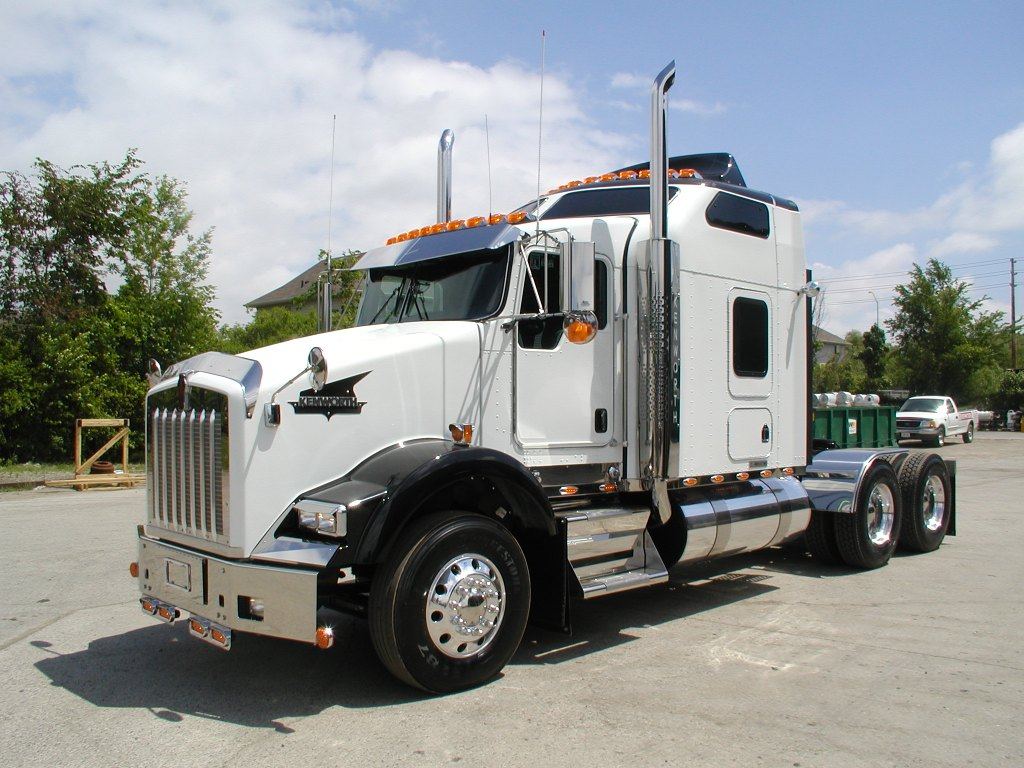 Kenworth t600 photo - 4