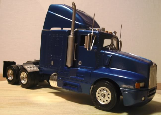 Kenworth t600a photo - 2