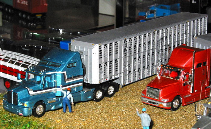 Kenworth t600b photo - 2