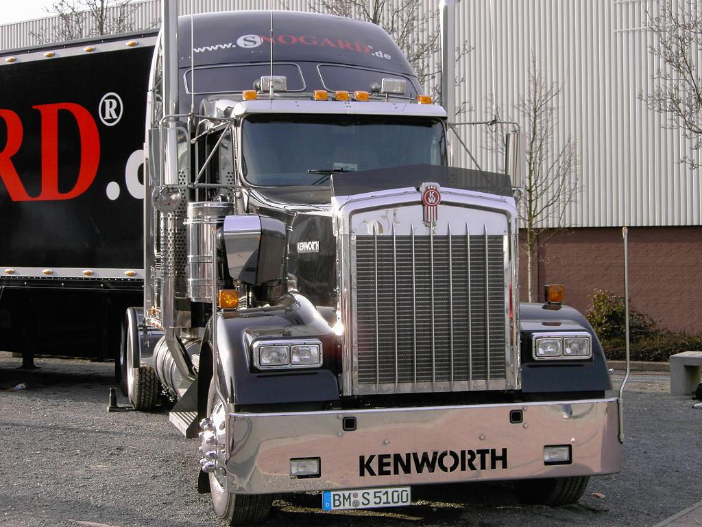 Kenworth t660 photo - 1
