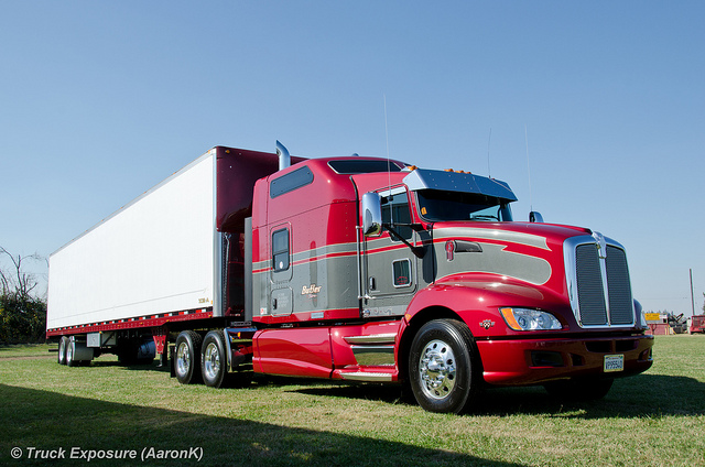 Kenworth t660 photo - 4