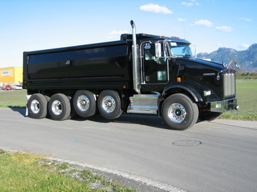 Kenworth t800sh photo - 3