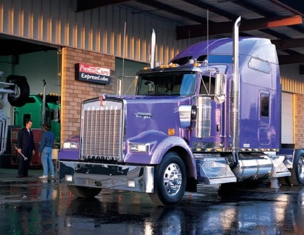 Kenworth w photo - 3