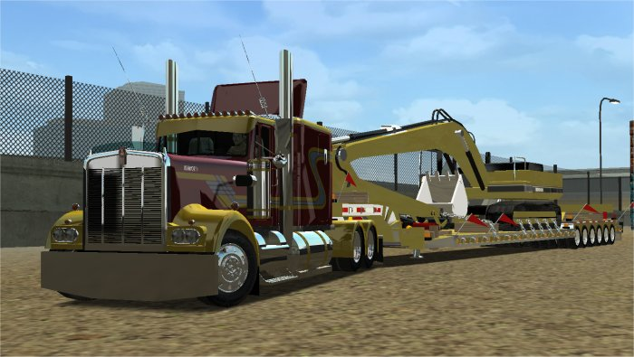 Kenworth w900a photo - 2