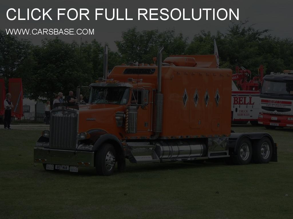 Kenworth w900s photo - 1