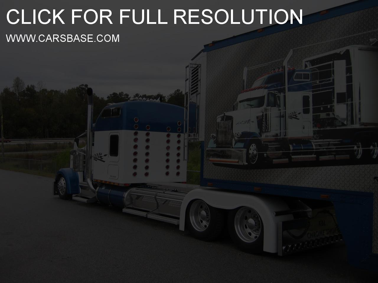 Kenworth w900s photo - 3
