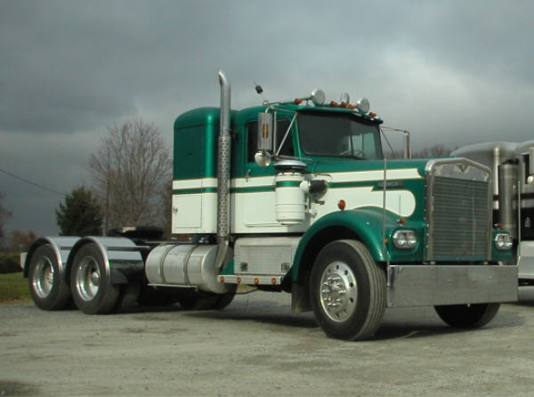 Kenworth w925 photo - 1