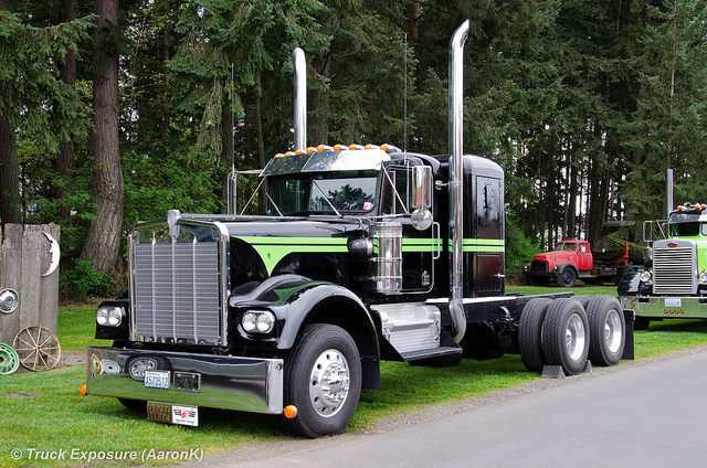Kenworth w925 photo - 4