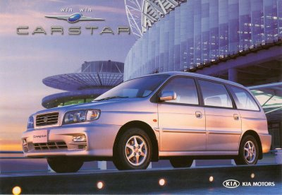 Kia carstar photo - 2