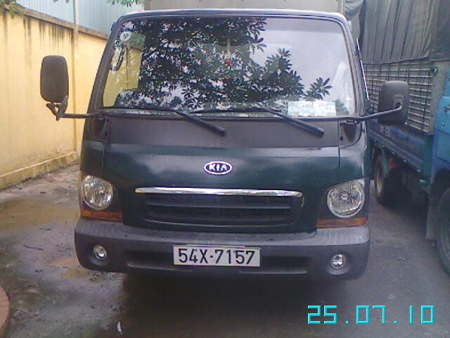 Kia k2700ii photo - 1