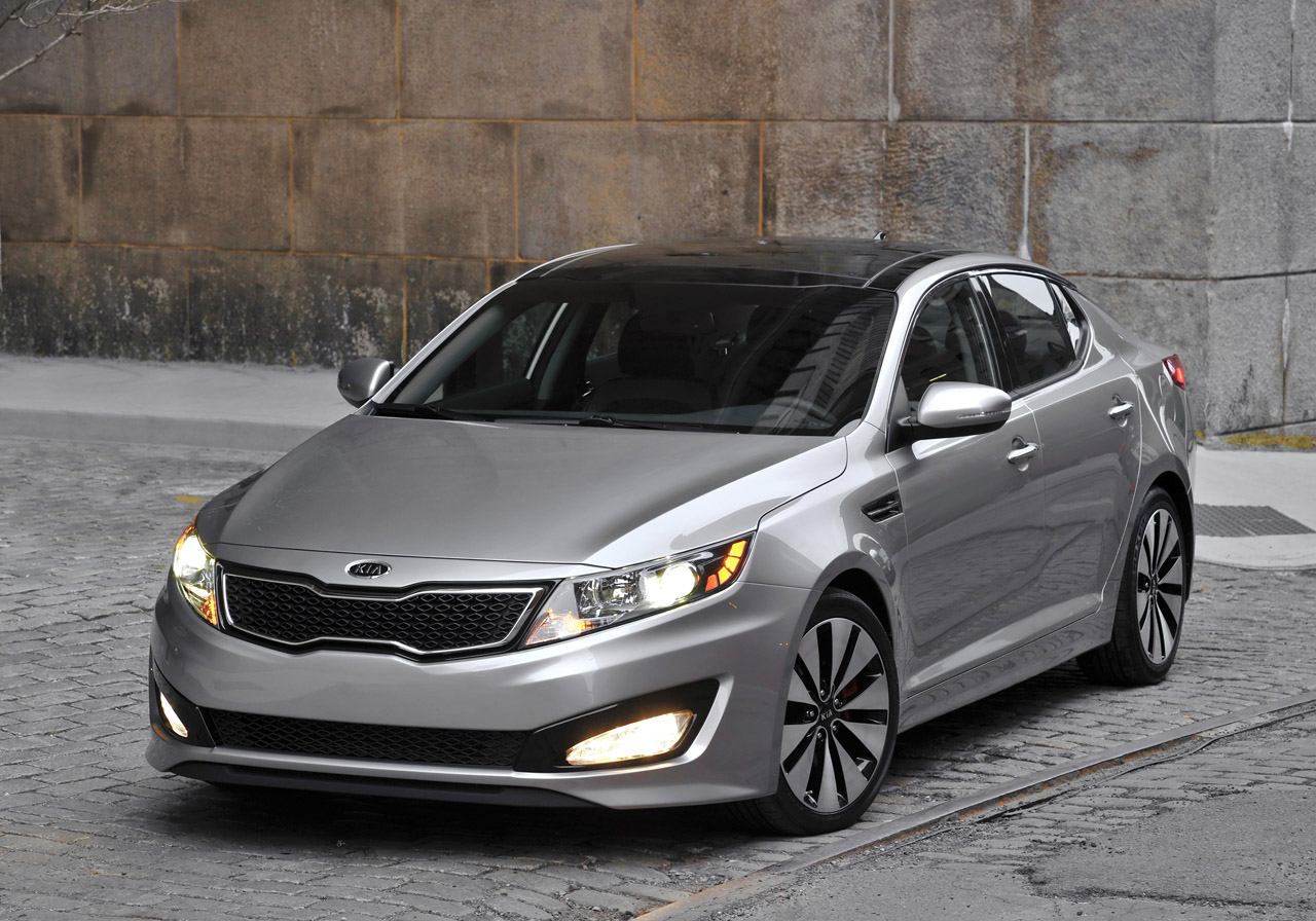 Kia optima photo - 4