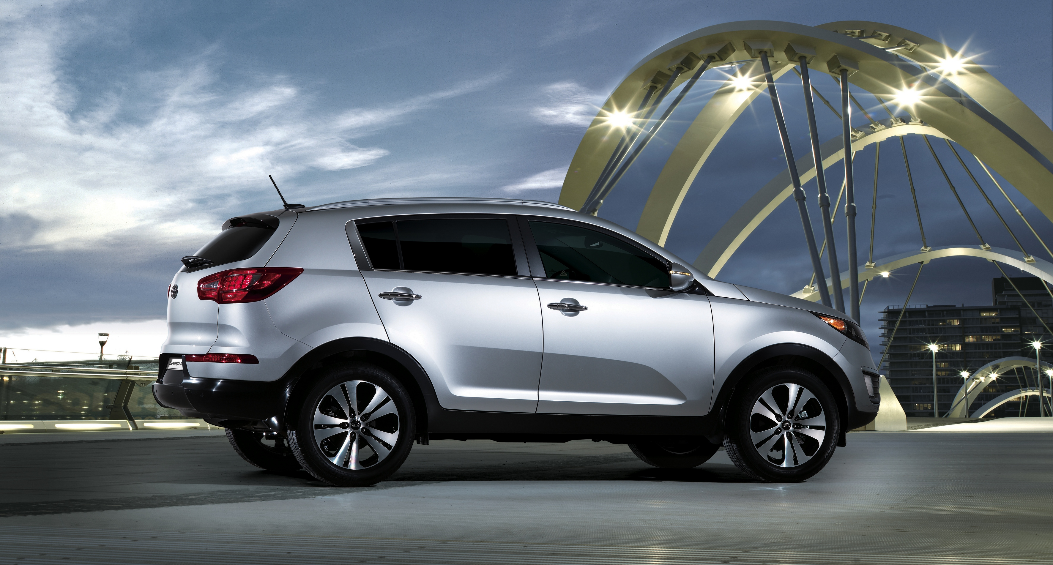 Kia sportage photo - 1