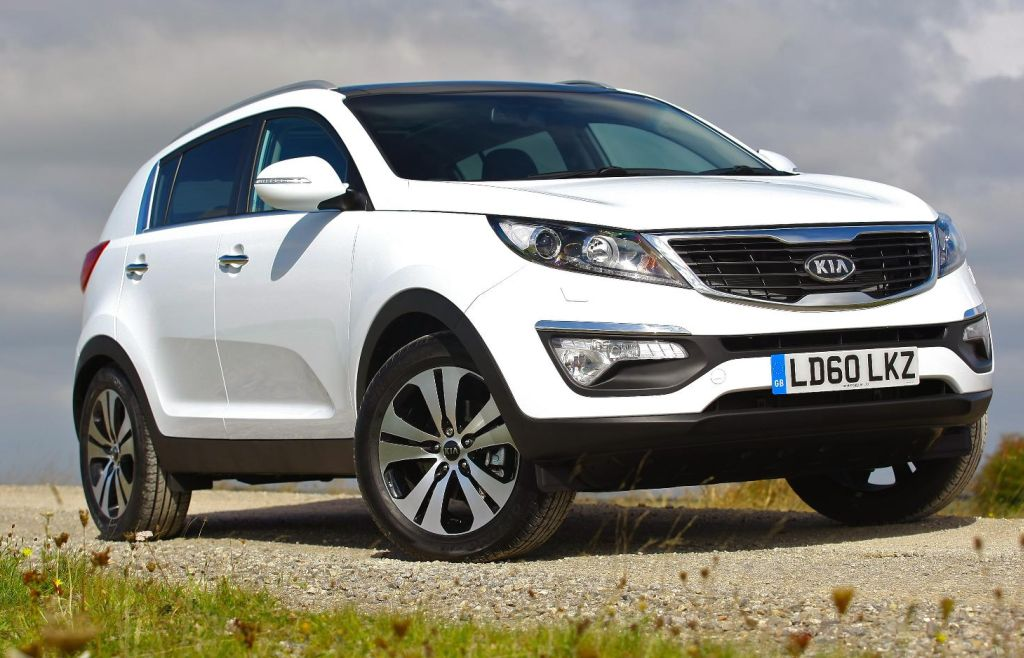 Kia sportage photo - 2